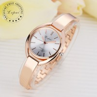 Luxury Women Bracelet Watches Fashion Women Dress Wristwatch Ladies Quartz Sport Rose Gold Watch Freeship 15 days