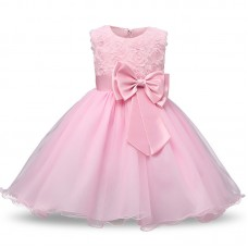 Princess Flower Girl Dress Party Dresses For Girls Costume Teenager Prom Designs freeship 14 days