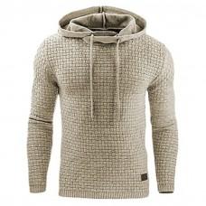 Brand Male Long Sleeve Hoodie Tracksuit Sweat Coat Casual Sportswear freeship 14 days