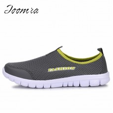 Mesh Fashion shoes men casual air shoes lightweight breathable slip-on flats freeship 14 days