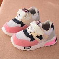 Sport Children Shoes Net Breathable Fashion Kids Boys Anti-Slippery Girls Sneakers Toddler freeship 14 days