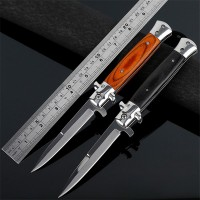 Assisted Opening Folding Knife, Spear Point Blade, 12.5cm Closed  Stainless Steel Amazon Best Seller freeship 14 days