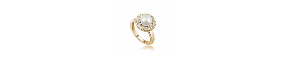 pearl jewelry rings