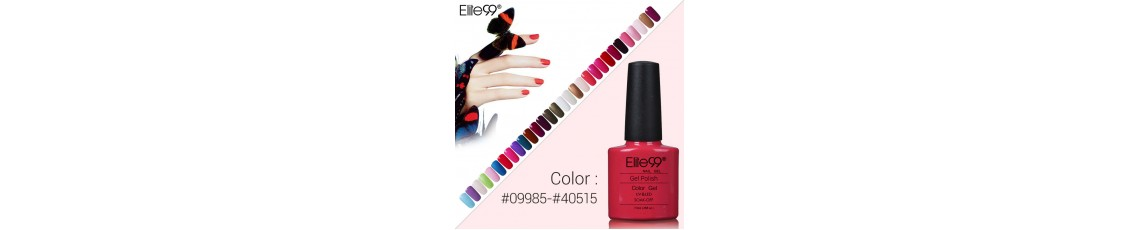 Elite99 7.3ml Soak off UV Nail