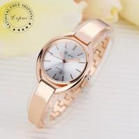 Luxury Women Bracelet Watches Fashion Women Dress Wristwatch Ladies Quartz Sport Rose Gold Watch Freeship 15 days