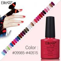Elite99 7.3ml Soak off UV Nail Gel Polish Long Lasting Nail Varnish Gelpolish Professional Colorful Nail Art Polish Gel Hot Sale