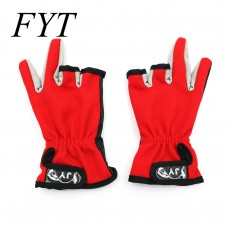 New Product 2018 New Anti Slip Fishing Gloves/Top Quality Slip-resistant Fishing Gloves/Outdoor Sports Fishing Tackle Boxes